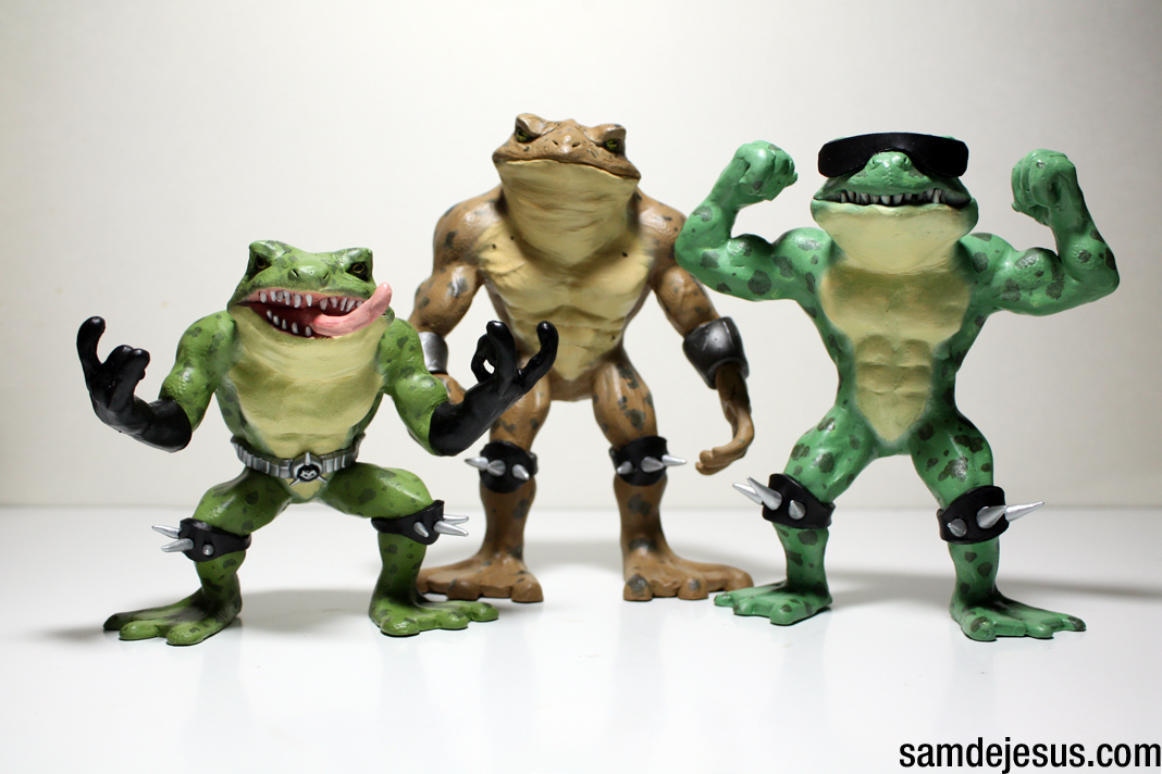 battletoads by samdejesus
