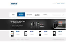 Nokia by NorthernDesign