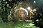 Abandoned metro tunnel 2