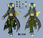 Acina the Inumimi reff