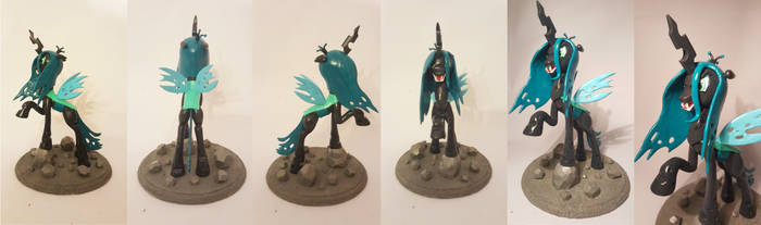 Queen Chrysalis Sculpt Spin