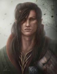 Warrior by ValtirFaye