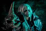 Necromancer - Diablo Cosplay by ValtirFaye