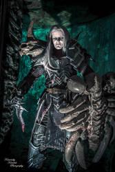Necromancer - Diablo Cosplay
