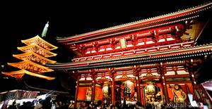 Asakusa's Night