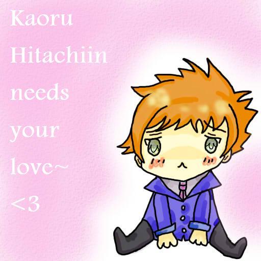 Kaoru Hitachiin Chibi by MakaaaChaaan on DeviantArt  Kaoru Hitachiin...