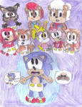 Sonic Kids of a New World  Part 1
