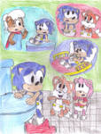 Sonic Kids of a New World  Part 2