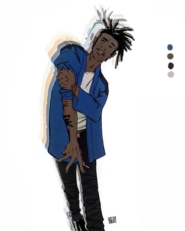A$AP Basquiat by ellisthree