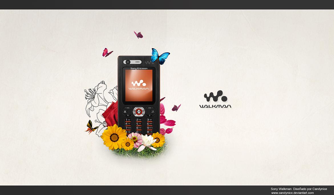 Walkman by candynice