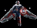 Falcon Captain America Disney+