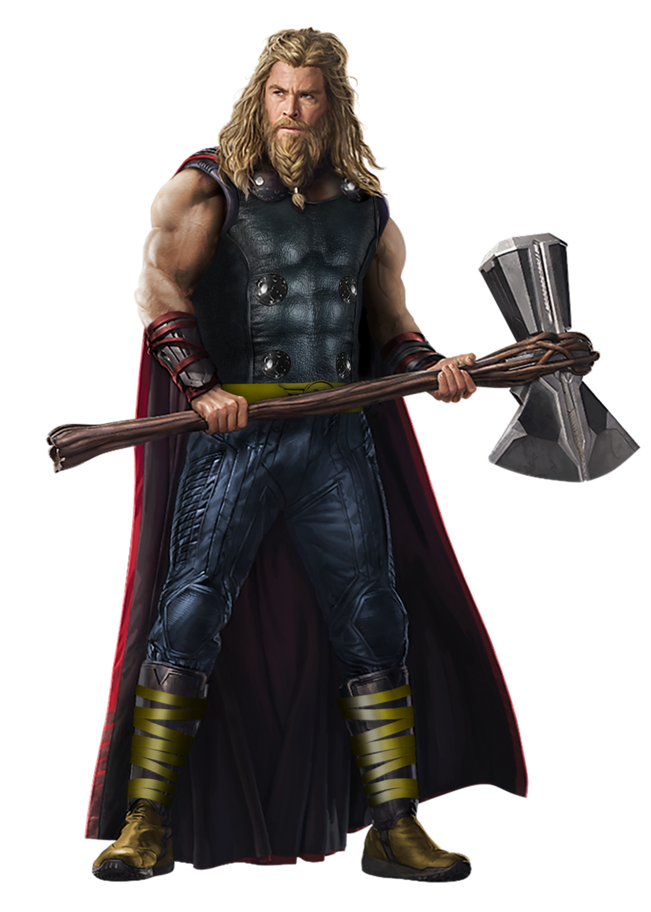THOR 4 png by GUERRERO3628 on DeviantArt