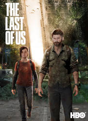 THE LAST OF US HBO POSTER