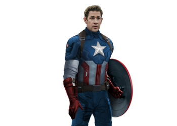 Captain America John Krasinki