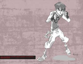 Dojo Kid Redeux by Kane79