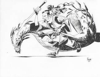 Myth and legend by Kane79