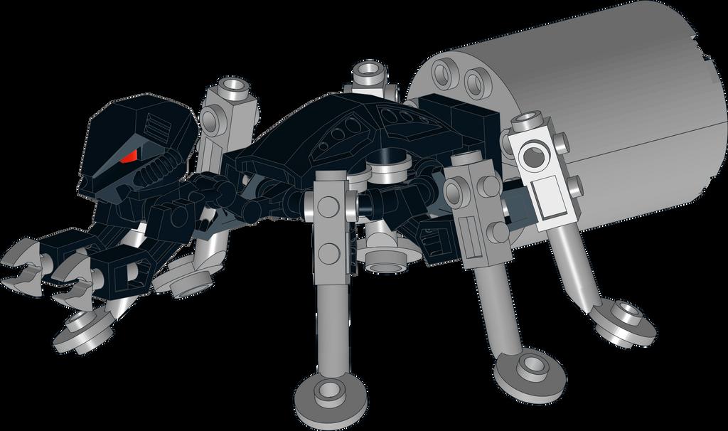 Star Wars: UR-L8 Anteal by Kantorock