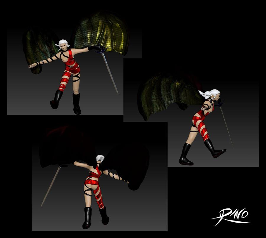 Elf by R-no71