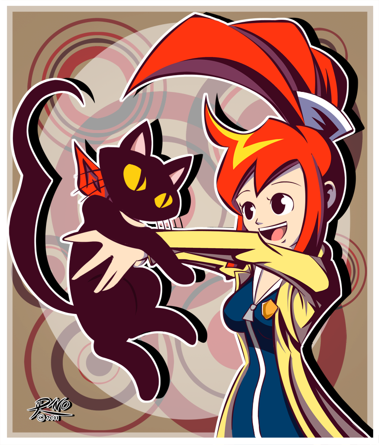 Ghost Trick - Fan Art by R-no71