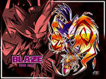 Blaze the Cat by R-no71