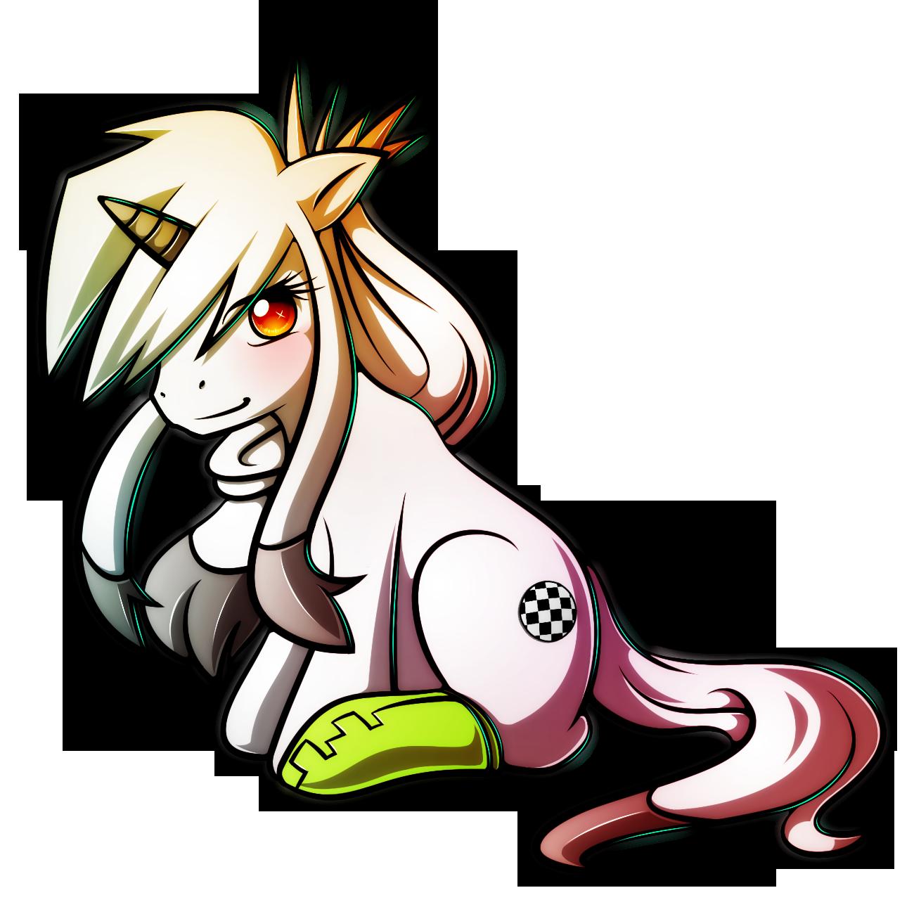 Pony Neige by R-no71