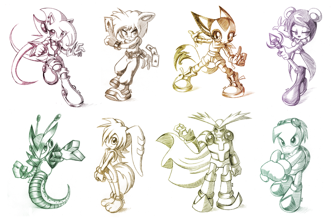 Freedom Planet by R-no71