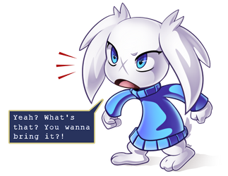 Cave Story - Sue by R-no71