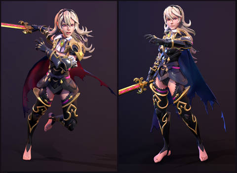 Nohr Noble Corrin by R-no71