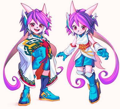 Sash Lilac