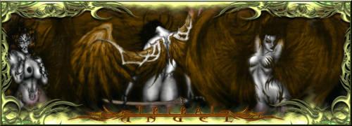Tribal Angel Goddess Remixxx by roo157