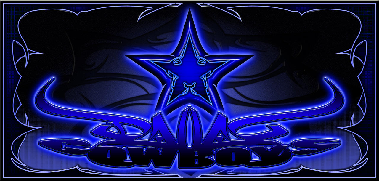Dallas Cowboys Tribal by roo157 on DeviantArt