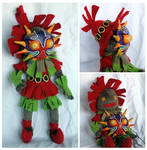 Skull Kid Doll- more shots