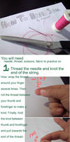 Hand Sewing Tutorial