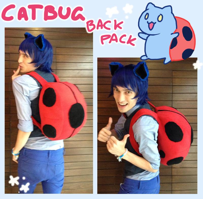 Catbug Baby Costume
