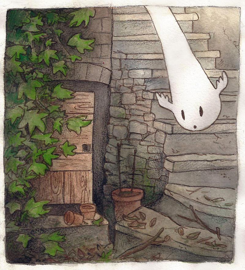 ghostie by scilk