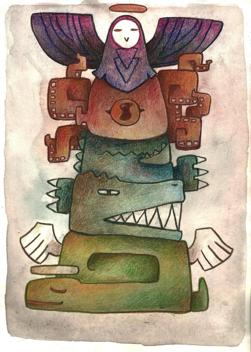 Totems by scilk