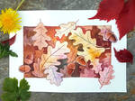Leaves 1- oak