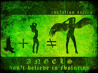 Evolution Series II Angels by kenywhp