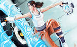 Updated -Chell: Portal 2