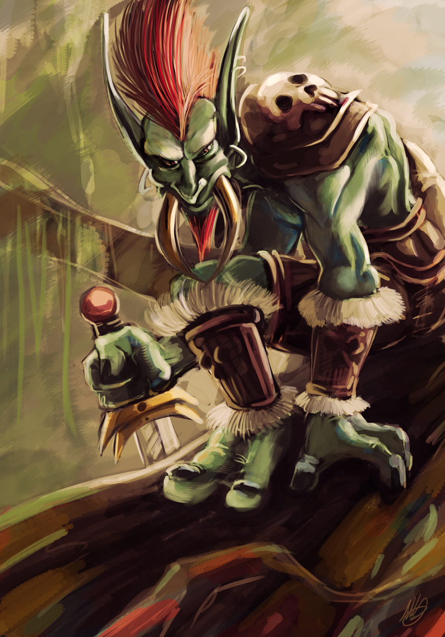 World of warcraft troll logo adult clips