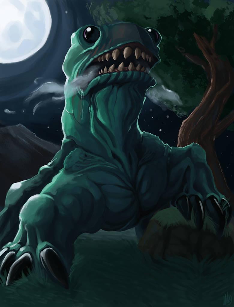 Minecraft: The Creeper