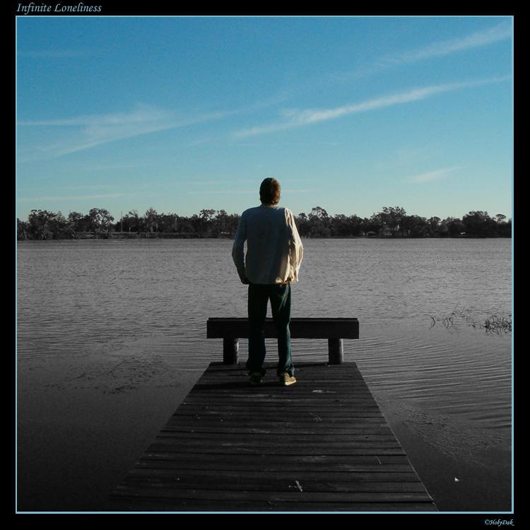 Infinite Loneliness by holydak