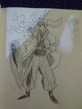 Morning Sketches: Fool