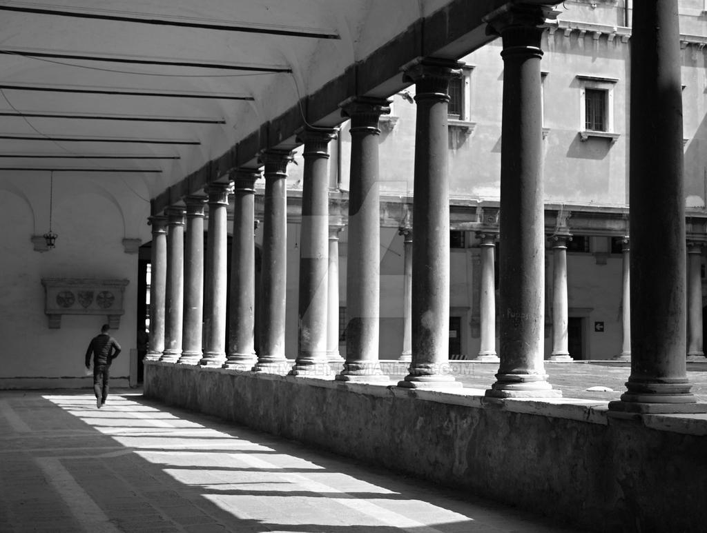 Portico by Jarmilpet