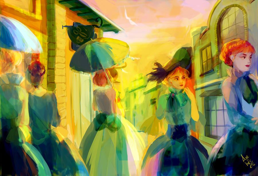 ol' street fashion by Azeher