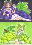 Grape ladies