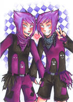 Twinzors by SirPrinceCharming