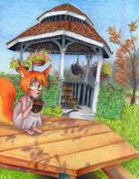 SquirrelBoy by SirPrinceCharming
