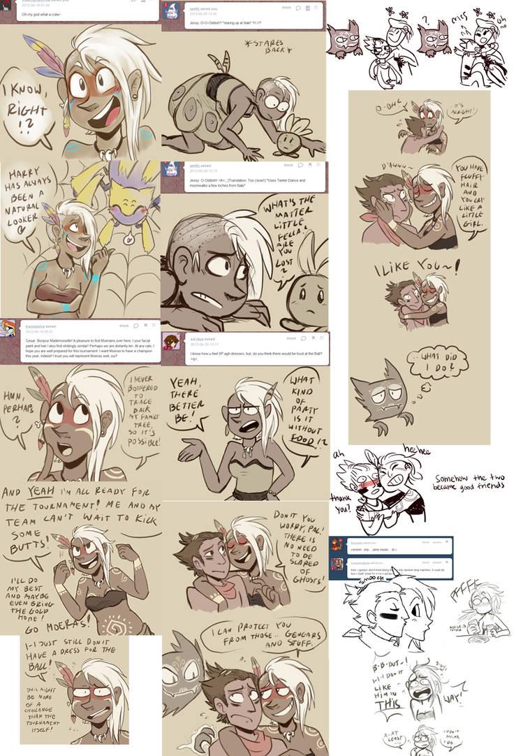 Naki's tumblr adventures Part I by SirPrinceCharming