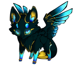 Fox Adopt : Anubis Soul (CLOSED)